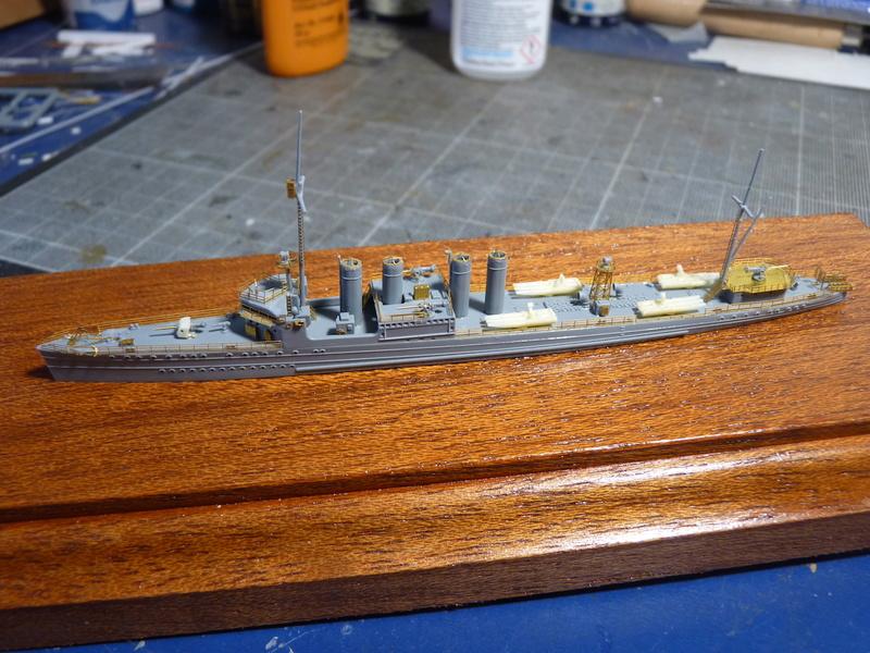 USS Badger - DD 126 1/700 FLYHAWK   P1110013