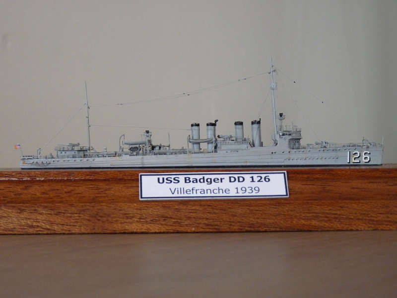 Mes maquettes US Navy - Page 2 P1110034