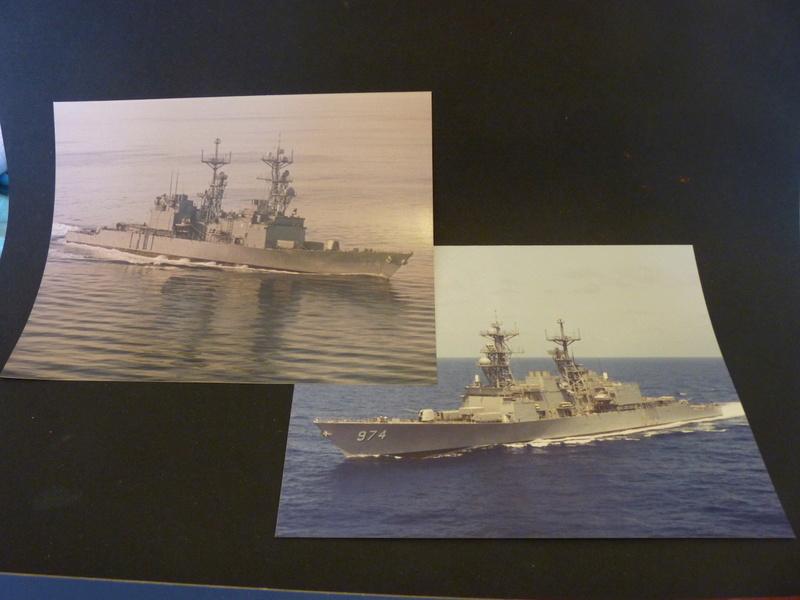 USS Comte de Grasse - DD 974 1/700 DRAGON P1110040