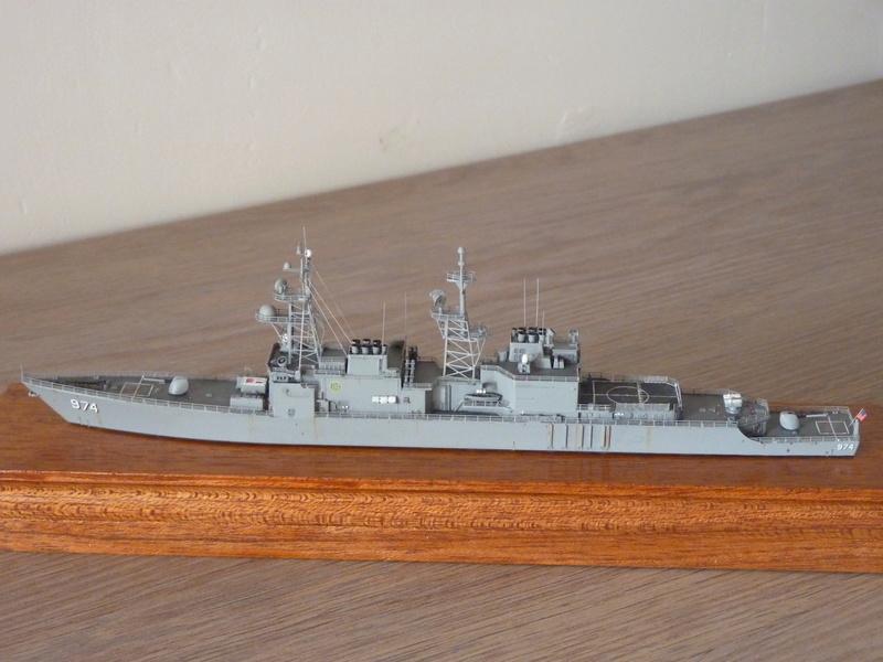 USS Comte de Grasse - DD 974 1/700 DRAGON P1110211