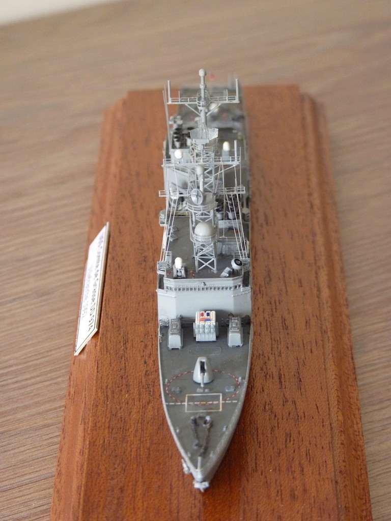 USS Comte de Grasse - DD 974 1/700 DRAGON P1110214