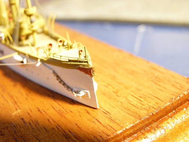USS Chicago - croiseur protégé 1/700 COMBRIG - Page 4 P1110913