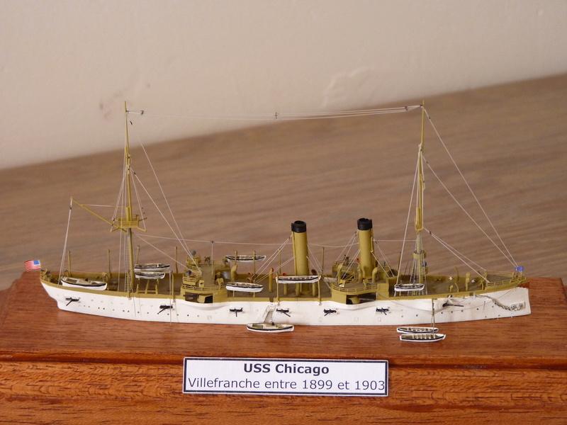 USS Chicago - Croiseur protégé 1/700 Combrig P1110915