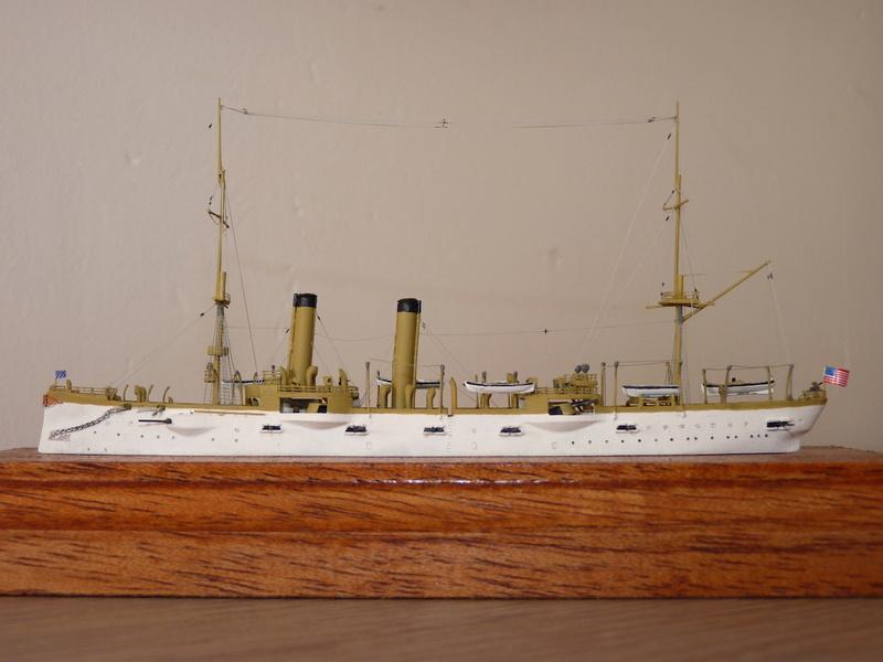 USS Chicago - Croiseur protégé 1/700 Combrig P1110921
