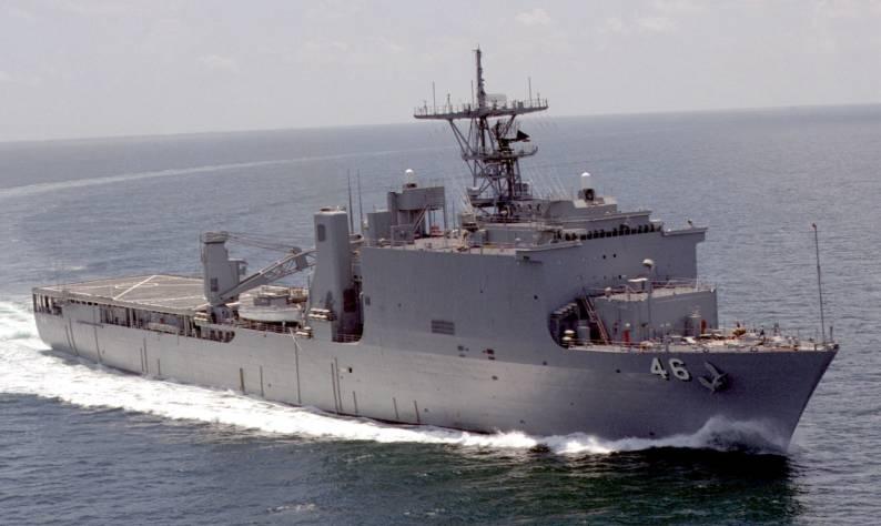 USS Tortuga - LSD 46 1/700 ORANGE HOBBY   T_imag10