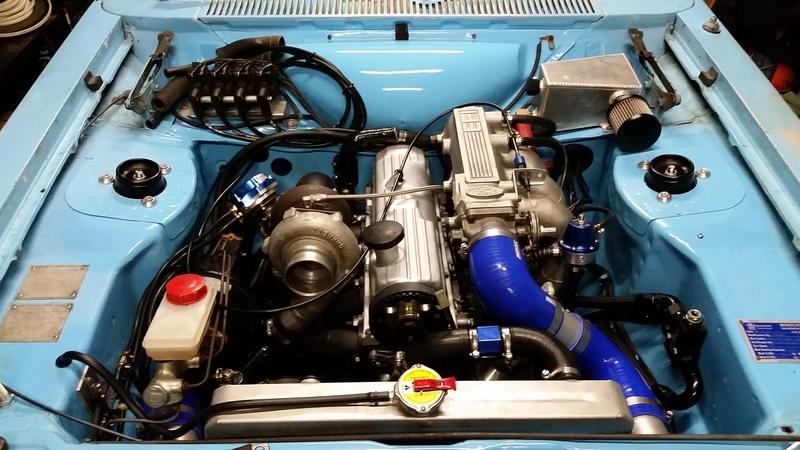 Turbo Pinto MK2 Escort  20180210