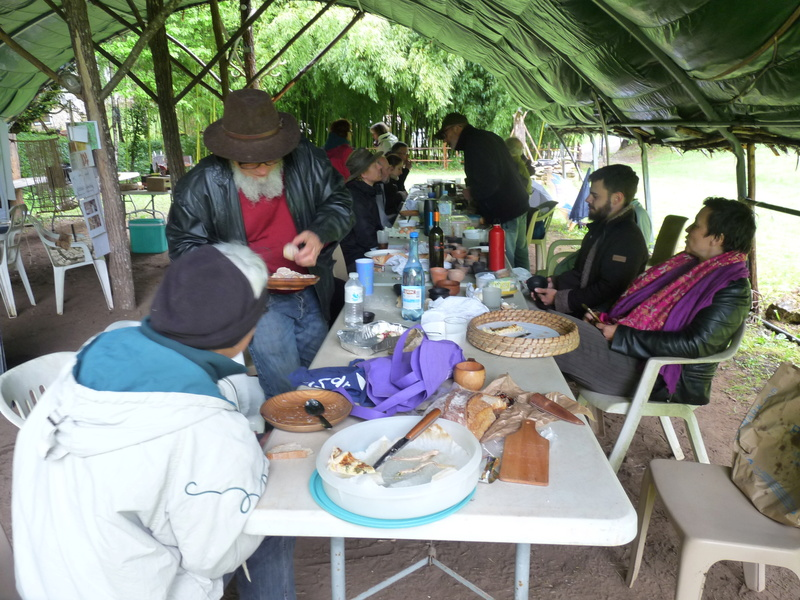 Rencontres Printemps 2018 à Castel Merle - Page 5 Paleo103