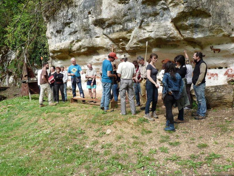 Rencontres Printemps 2018 à Castel Merle - Page 5 Paleob87