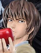 Oniri Créations : Death Note statue - Page 2 Light_10