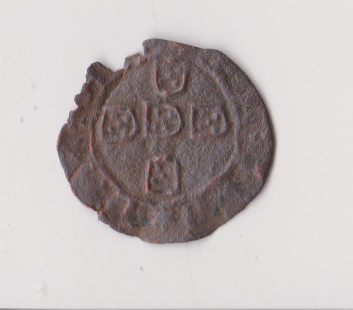 ½ Réal portugais pour Joao 1er (Jean 1er 1385-1433) 01313