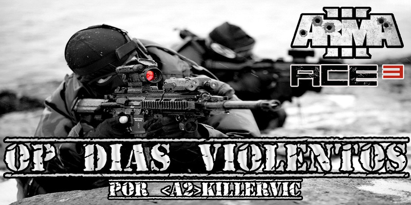 24 Marzo Dias Violentos por <A2>KillerVic Overla10