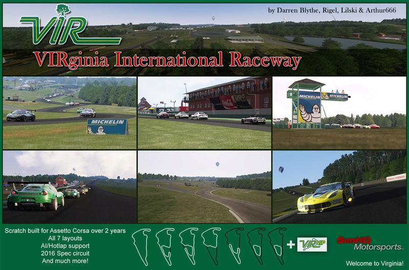 15 Dic Formula Truck Virginia International Raceway Releas10