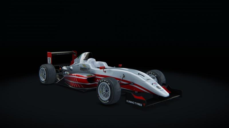 17 de Noviembre GP Donington Park Formula Tattus Tatuus10