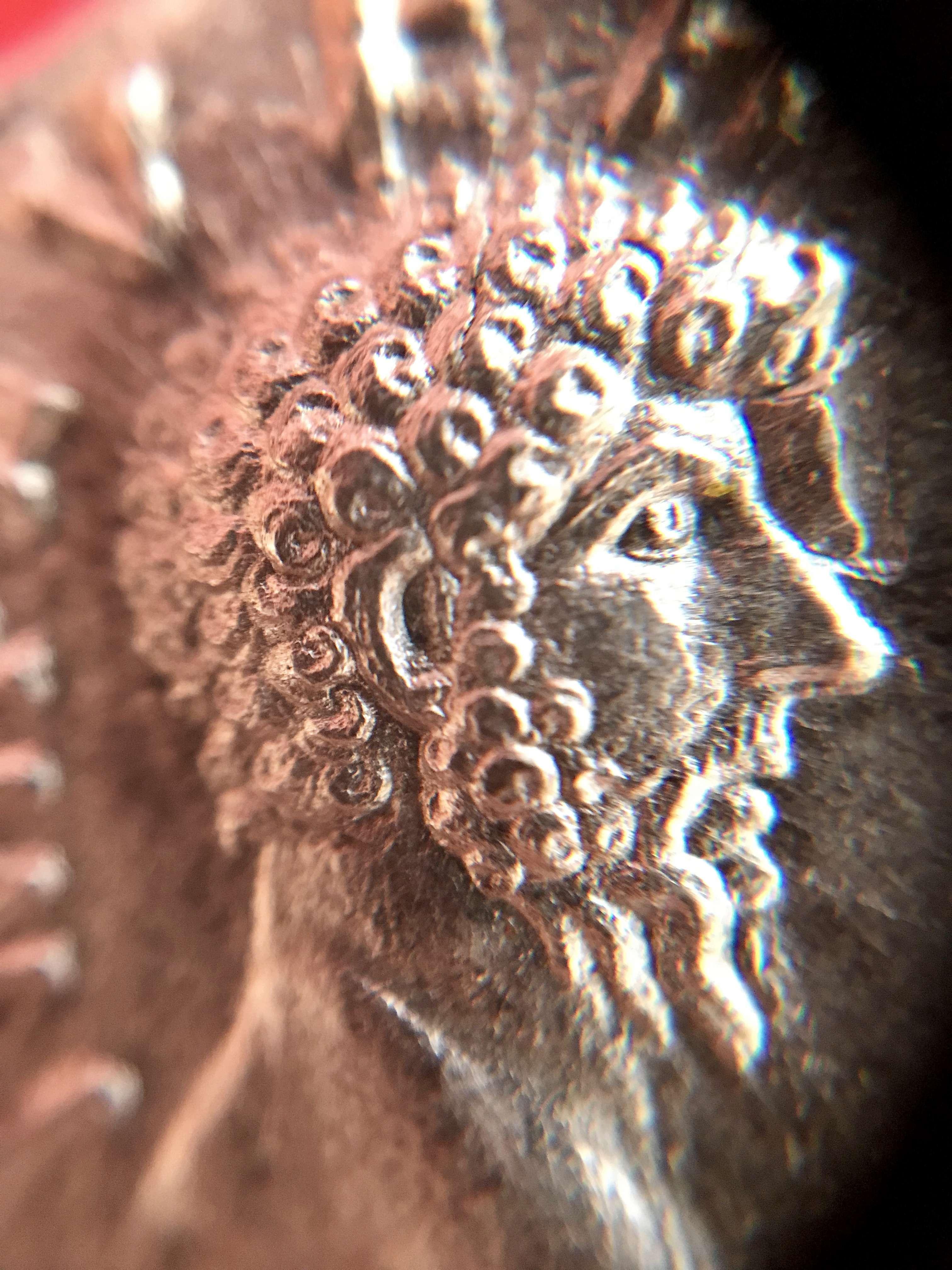 Denario de Lucio Vero. PROV DEOR TR P COS II. Providencia estante a izq. Roma. 38378010