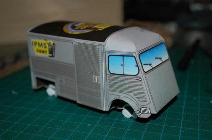 """Citroën type H """"AC'17"""" Contru12"""