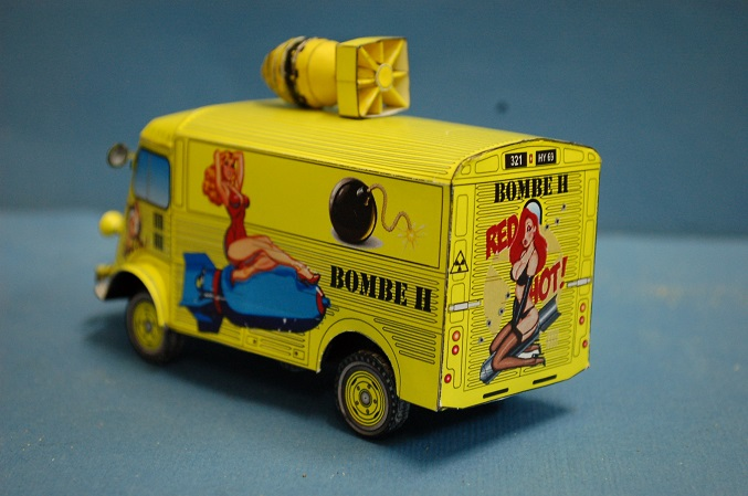 "Citroën type H ""Bombe H"" Finish17"