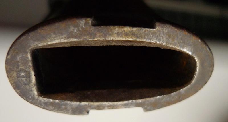 XI sabre de cavalerie légère mystère du fourreau P1050111