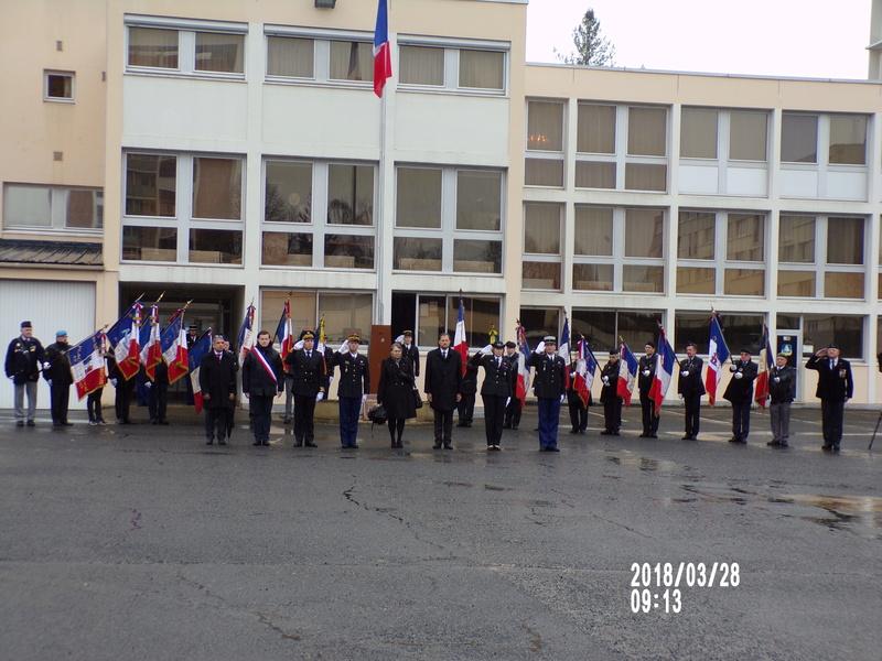 Le lieutenant-colonel Arnaud Beltrame 03810