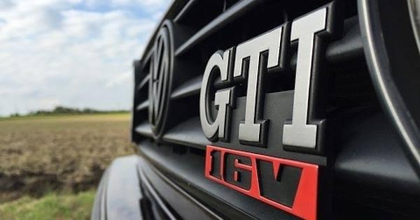 Sigles GTI GTI16S G60 21557610