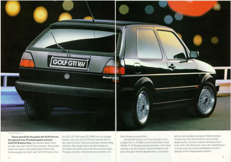 Catalogues: Golf II GTI, G60 et autres Captu399
