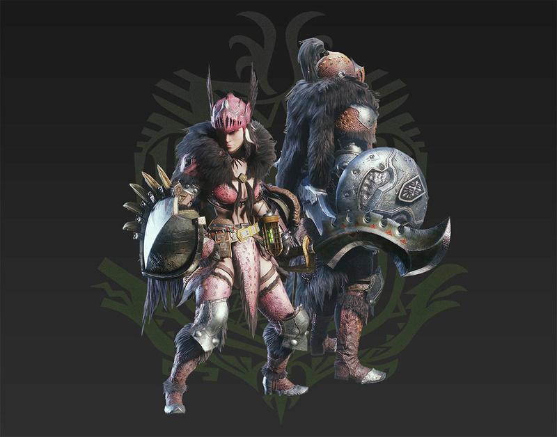 Présentation des armes de monster hunter world Epee_b12