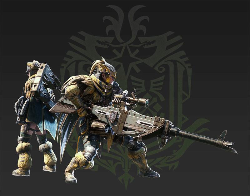 Présentation des armes de monster hunter world Fusarb12