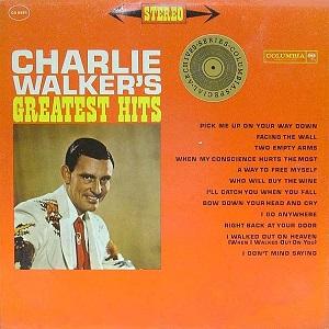 Charlie Walker - Discography Charli13