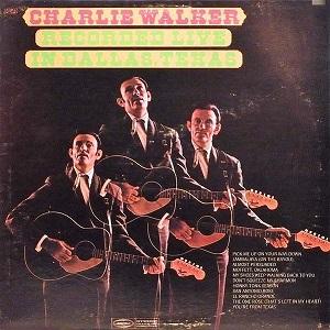 Charlie Walker - Discography Charli23
