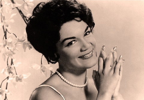 Connie Francis - Country Discography Connie10