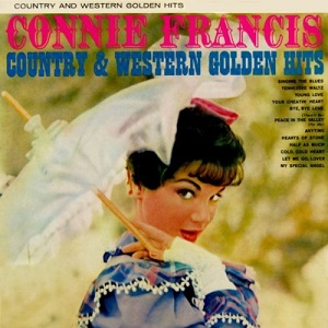 Connie Francis - Country Discography Connie11