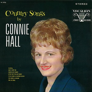 Connie Hall - Discography Connie22