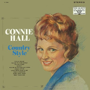 Connie Hall - Discography Connie23