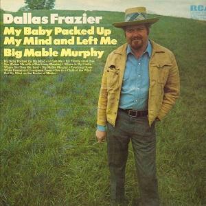 Dallas Frazier - Discography Dallas15