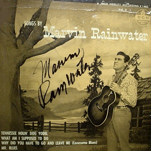 Marvin Rainwater - Discography Marvin13
