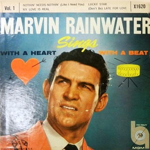 Marvin Rainwater - Discography Marvin17