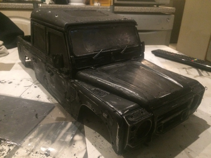 My TRX4 project Img_4612