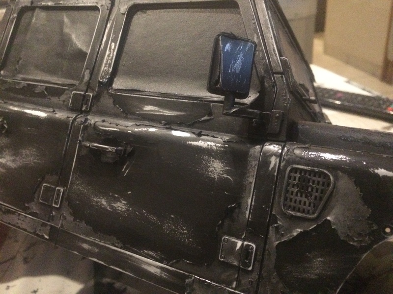 My TRX4 project Img_4613