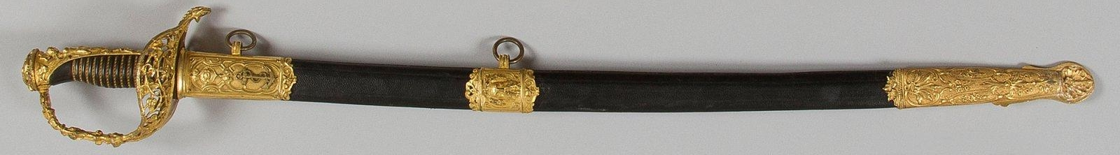 Sabres d'officier de marine : 1837, 1853, 1870, 1891, 1957 - Page 5 1201110