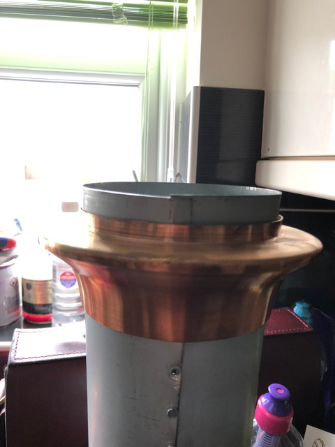 Chimney kit A00a0410