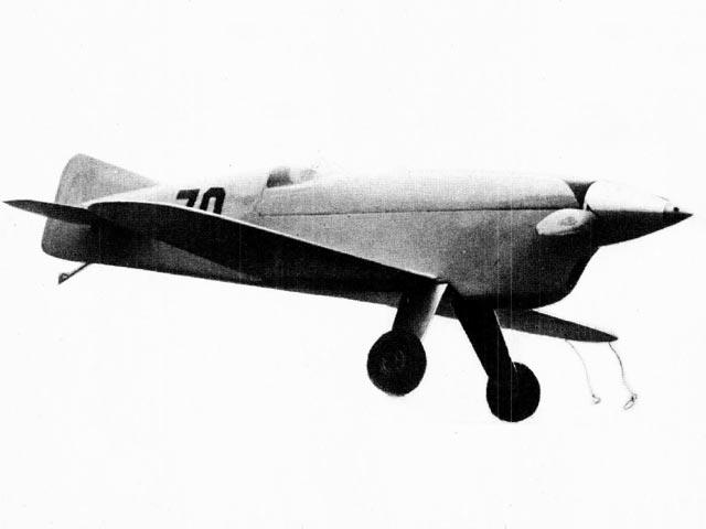 Firecraker 29 - Belo projeto de Team Racing AMA 1951 00410