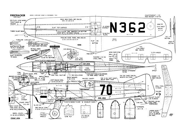Firecraker 29 - Belo projeto de Team Racing AMA 1951 Fire110