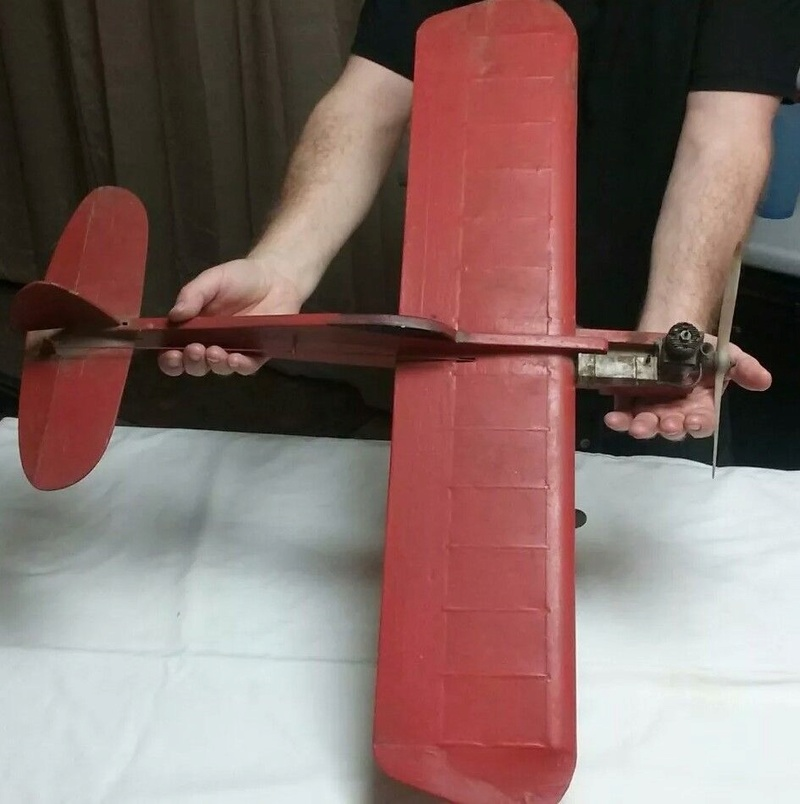 Aeromodelismo clássico - Modelos, kits, motores e tudo mais  - Página 5 Unk110