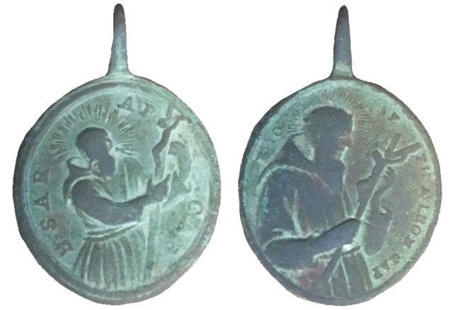 Beato Serafín de Montegranario / Beato José de Leonisa. (R.M. SXVIII-O377) 111