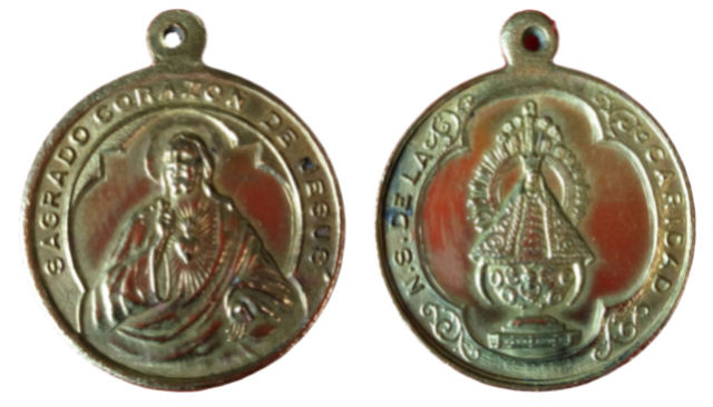 Sagrado Corazón de Jesús - Ntra. Sra. de la Caridad, S. XX 1110