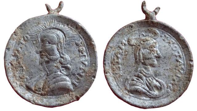 Salvator Mundi / Mater Salvatoris. S. XVII 113