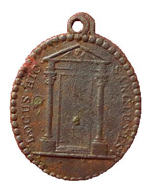 Medalla por el Jubileo de 1825 LEO XII 1210
