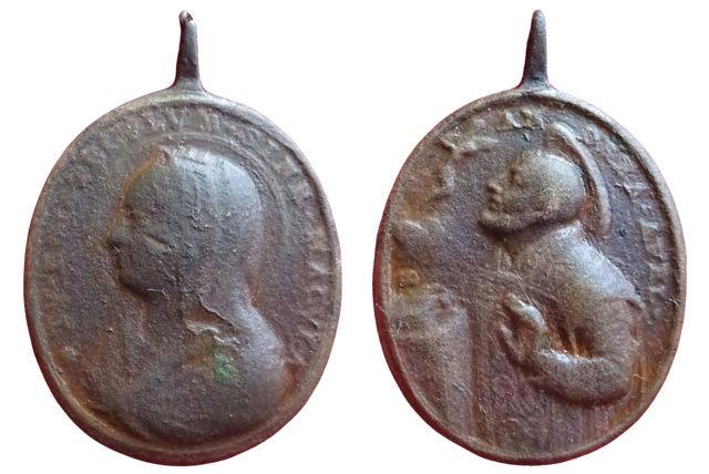 Mater Salvatoris - San Andrés Avelino, S. XVIII (R.M. SXVIII-O383) 1a10
