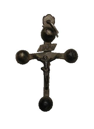 ¿Quién tiene información sobre esta cruz? 4410