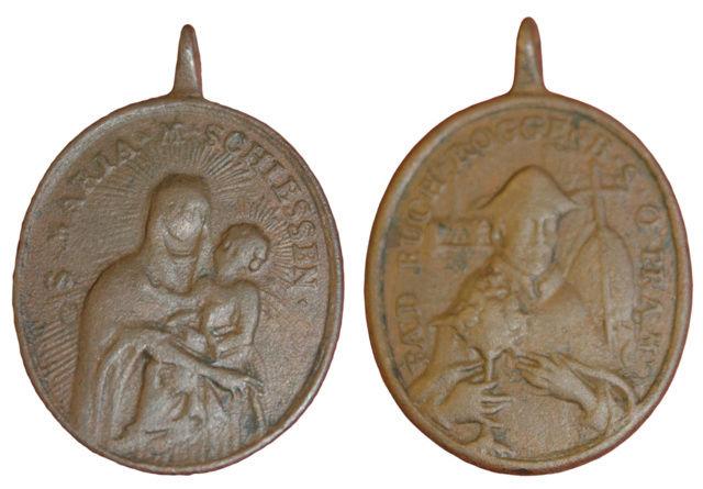 S. Maria Maior de SCHIESSEN  / San Norberto (ROGGENBVRG). S. XVIII 4new11