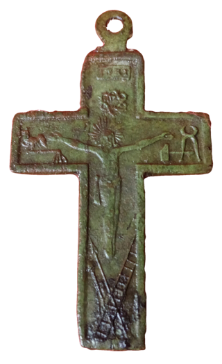 Cruz de Mission 7710